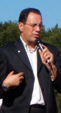 Il consigliere Camillo D'Amico