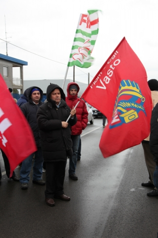 Lo sciopero alla Ilmet - Ercole d'Ercole
