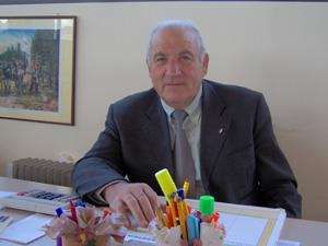 Paolo Leonzio, presidente Fee Abruzzo