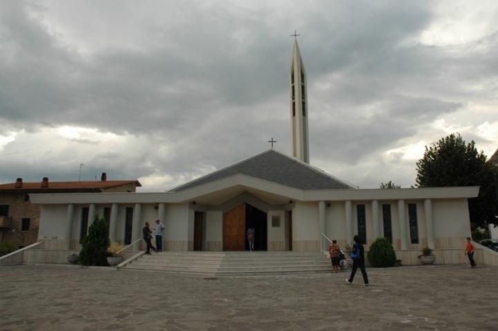 Chiesa di San Nicola Settembre 2009