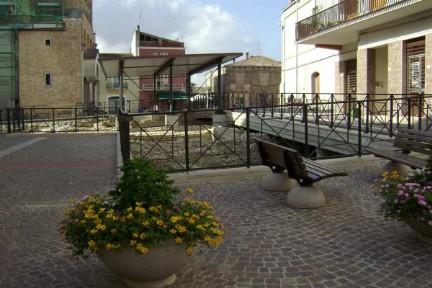 Area Archeologica di Piazza San Vitale (2008)