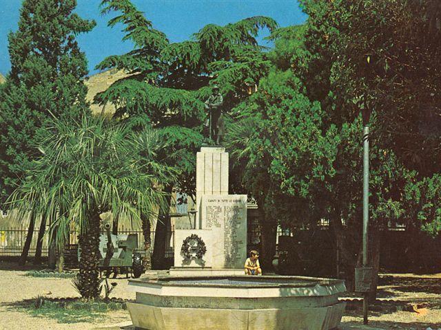 Monumento ai caduti (fine anni 70)