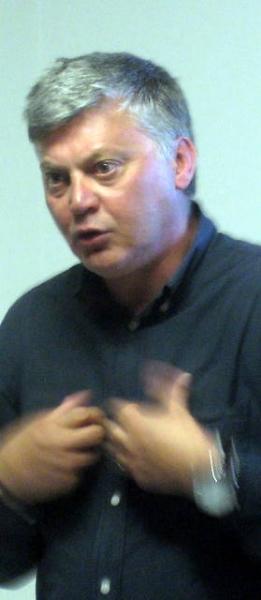Il presidente dell'Atc Vastese, Donato D'Angelo