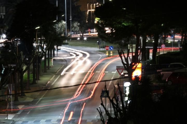 Via Grasceta di Notte
