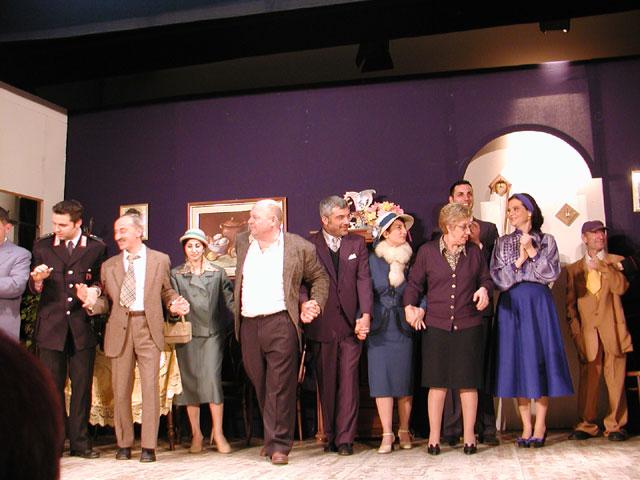 Compagnia di teatro R. Bevilacqua 2003