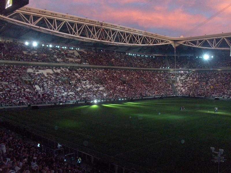 Inaugurazione Juventus Stadium Presente Lo Juventus Club