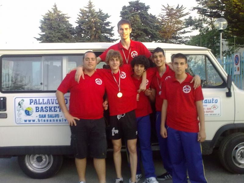 Ragazzi BTS al Trofeo delle Province 2011