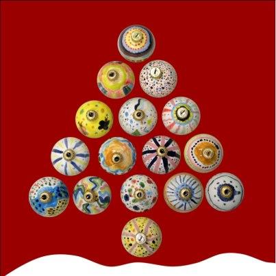 Verso un natale all 39 insegna della creativit serie di for Addobbi natalizi per la classe