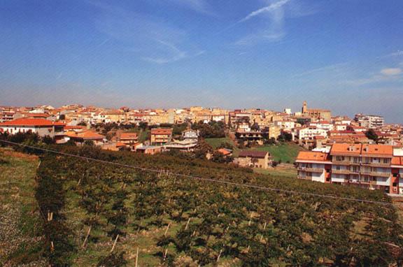 Panoramica su San Salvo