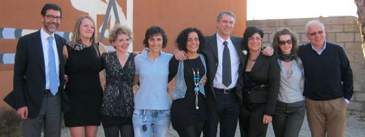 Lo staff del Centro TFM