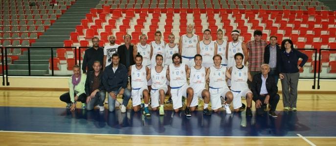 La rosa 2013 degli Amici del Basket