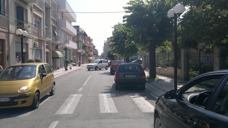 Corso Garibaldi, luglio 2013
