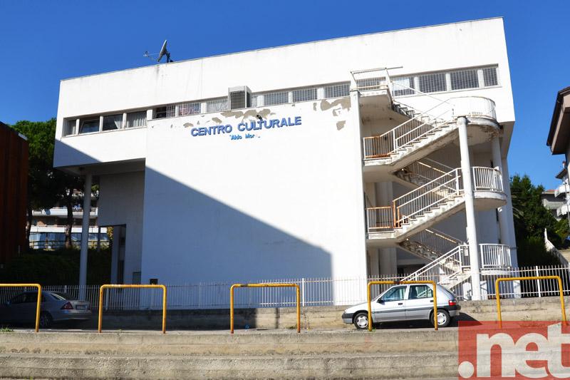 Il centro culturale 'Aldo Moro'