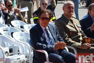 Il Prefetto di Chieti, Fulvio Rocco De Marinis