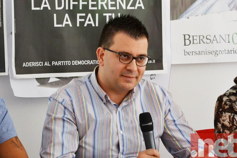 Gennaro Luciano (coordinamento Pd)