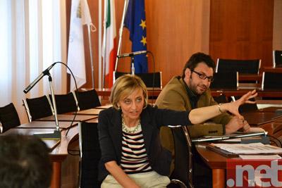Tiziana Magnacca e Giancarlo Lippis