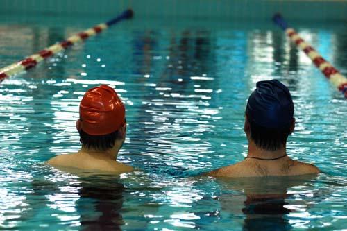 Nuoto per atleti diversamente abili l 39 appuntamento alla - Piscina comunale san salvo ...