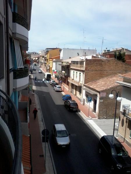 Via Duca degli Abruzzi, maggio 2013
