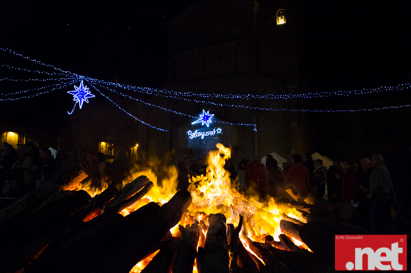 Fuoco di San Tommaso 2014 (foto di Giomix68)