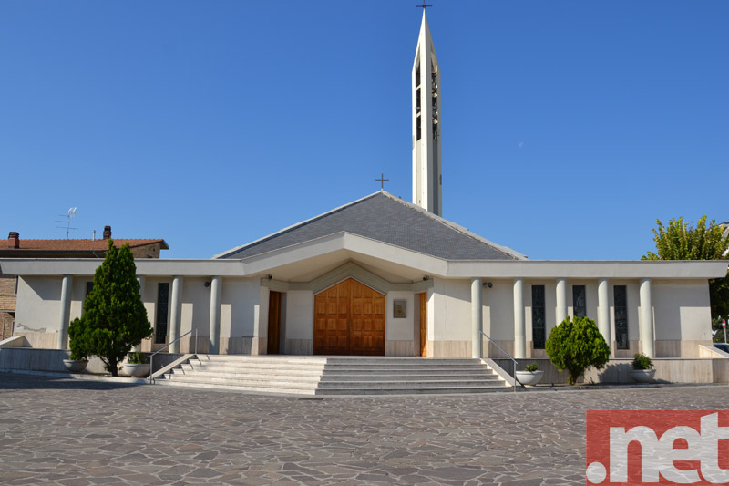La chiesa di San Nicola