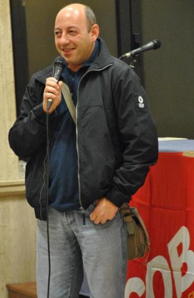 Domenico Ranieri (Cobas)