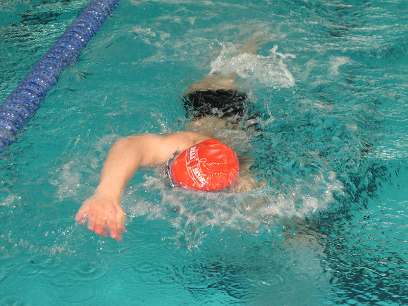 Due giorni di nuoto per il decimo meeting 39 tano croce 39 25 - Piscina comunale san salvo ...