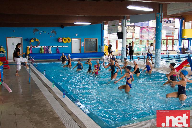 Al via la nuova stagione della piscina comunale 39 tano croce 39 - Piscina comunale san salvo ...