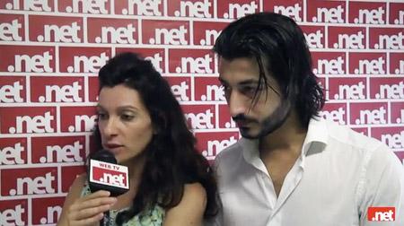 Stefania Pascali e Luigi Cilli