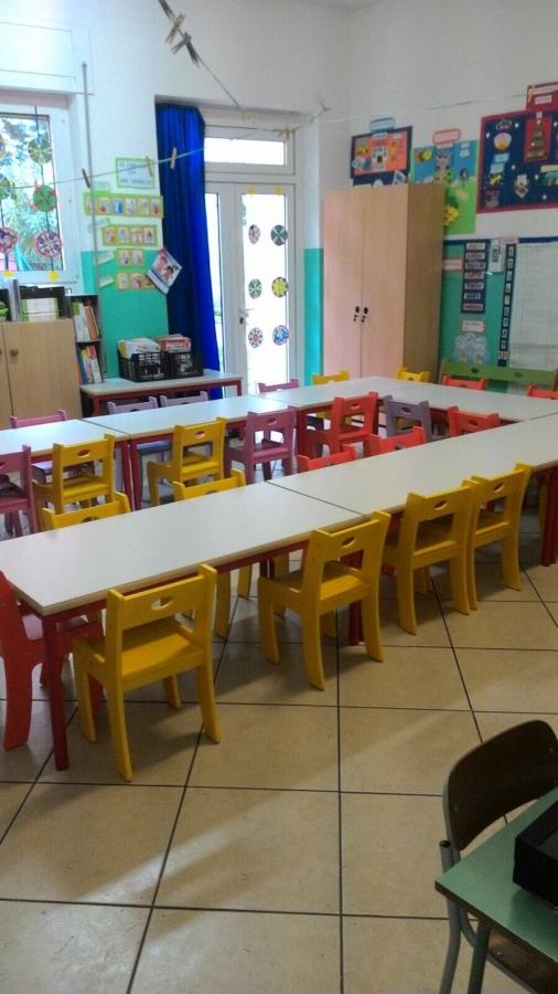 Nuovi arredi scolastici per le scuole di via firenze for Arredi scolastici