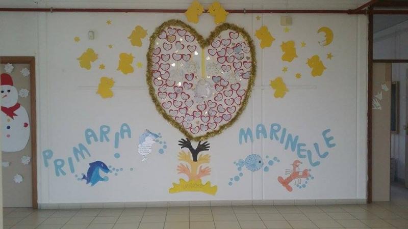 Atrio scuola materna 'Le Marinelle'