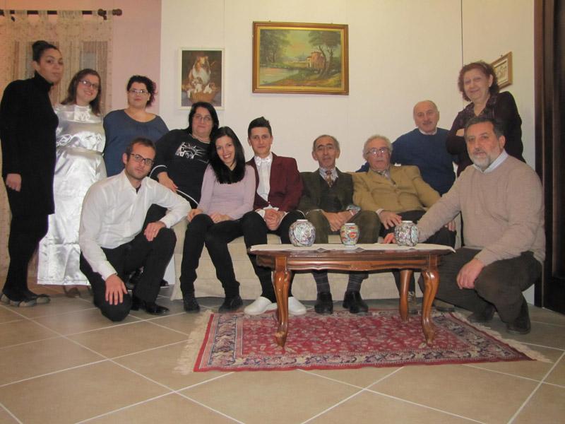 La compagnia teatrale Lu Vrascire
