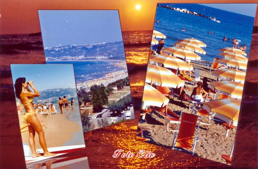 Cartolina San Salvo Marina