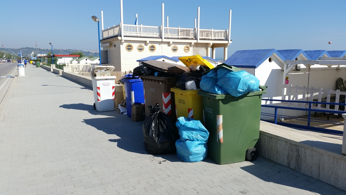 San Salvo Marina 6.7.2015 ore 10.00