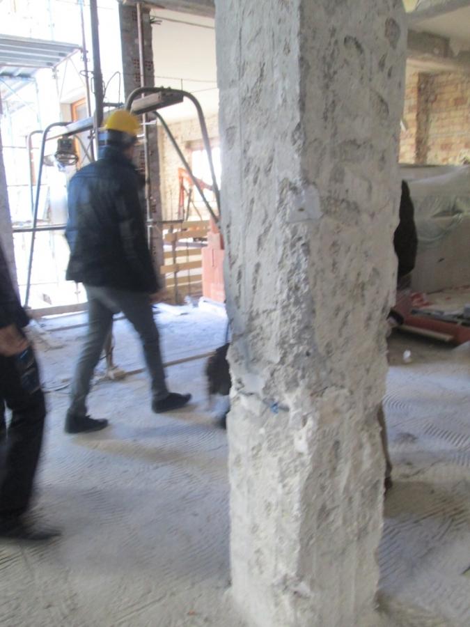 municipio di san salvo edificio dai piedi di argilla in