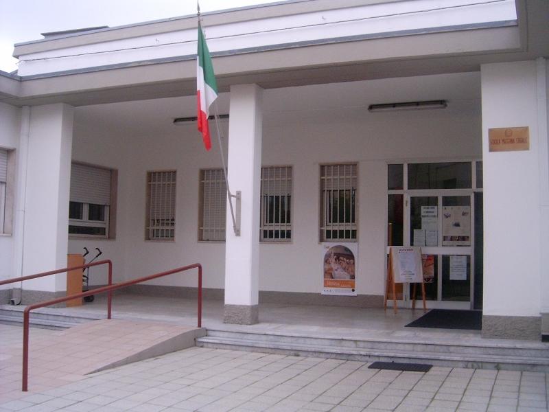 Scuola materna di via Firenze
