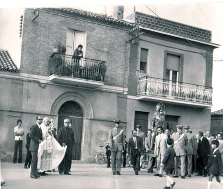 Festa di san Rocco - 18 settembre 1972