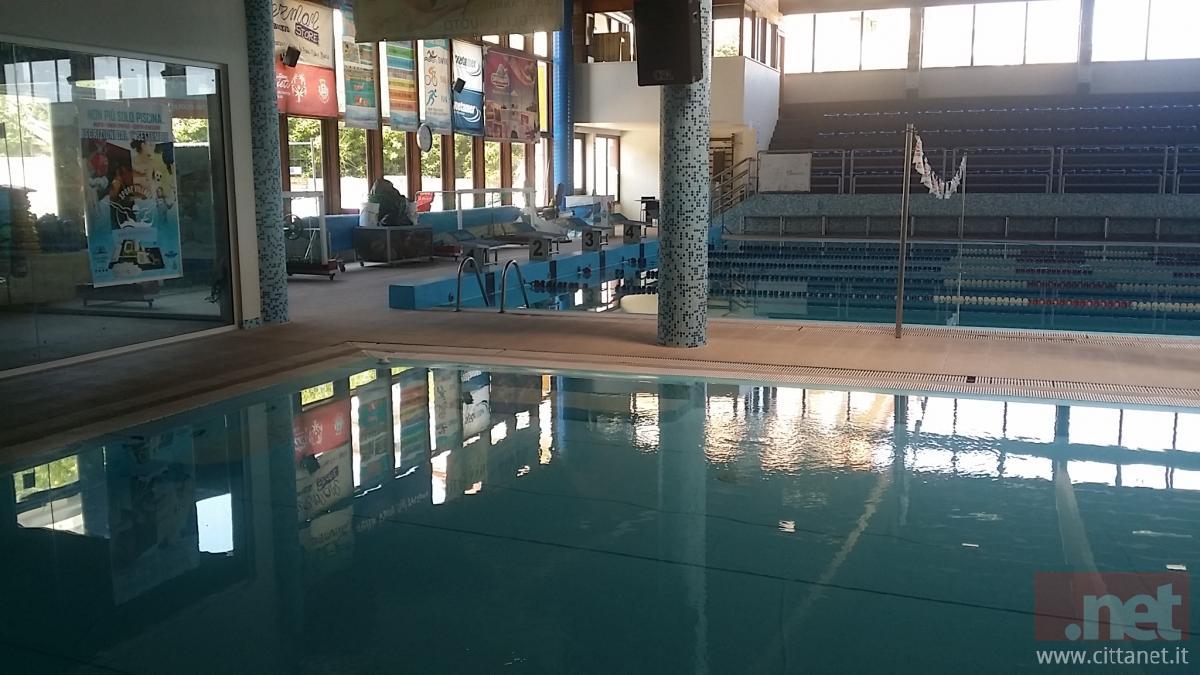 Riapre la piscina comunale tano croce inaugurata la - Piscina comunale san salvo ...