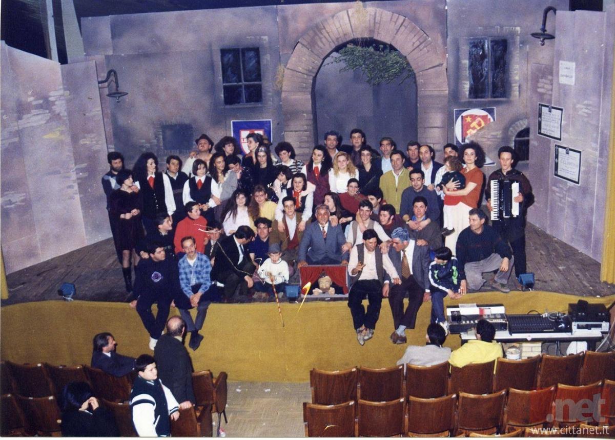 1991 - Compagnia di Teatro Sperimentale Renato Bevilacqua