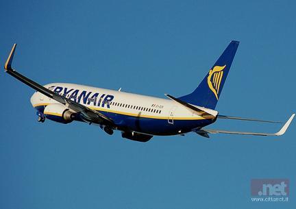 Ryanair, annuncio-shock: la base di Pescara sarà chiusa