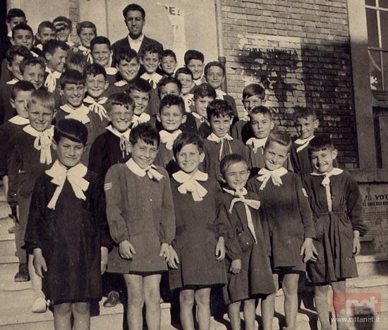 Dall'archivio foto storiche di Sansalvo.net