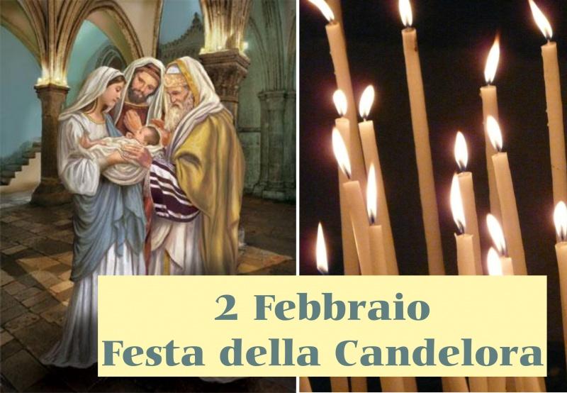 Febbraio 'la Candelora' detta anche 'Festa delle Luci'