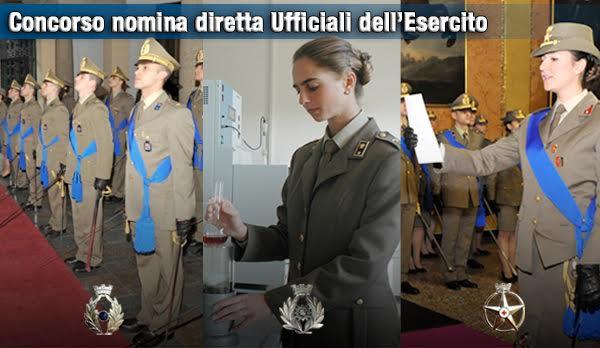 Indetto un concorso presso l esercito italiano for Concorsi parlamento italiano 2017