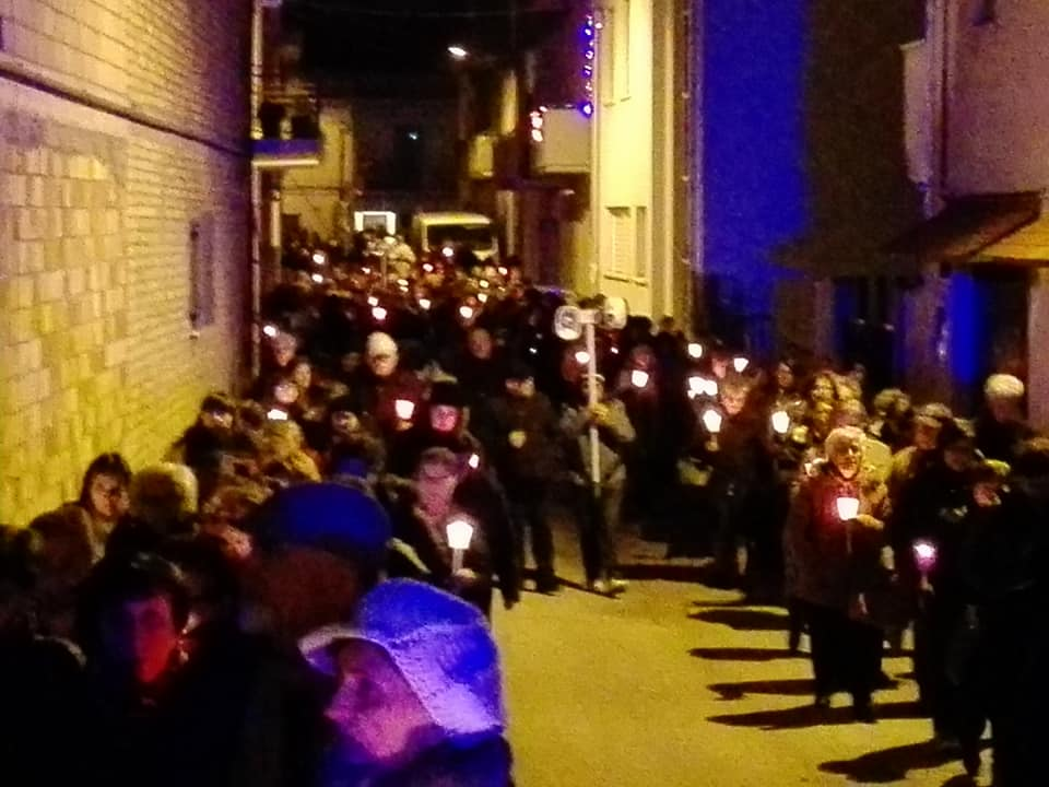 Massafra celebra la Festa dell'Immacolata Concezione