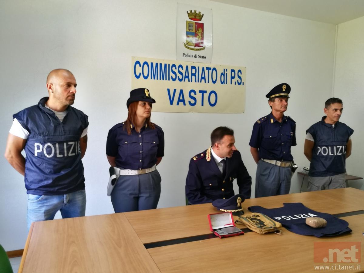 In treno con 500 grammi di eroina, polizia arresta trentacinquenne
