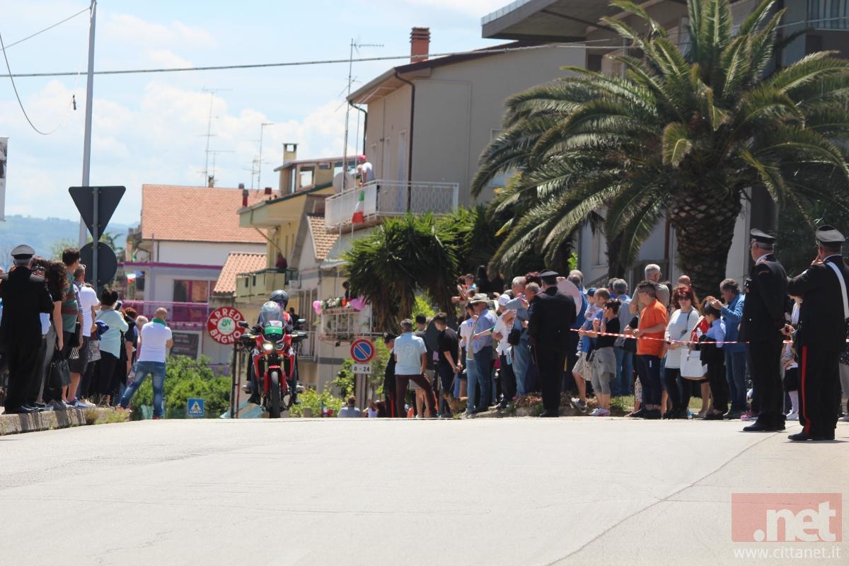 Giro d'Italia tappa 14: diretta e info streaming