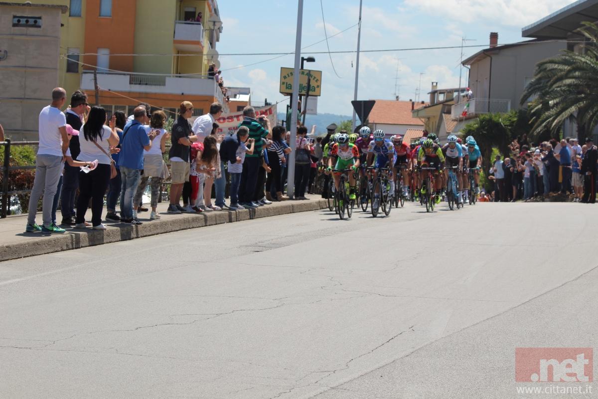 Giro, Ewan vince la settima tappa: Jungels sempre in rosa