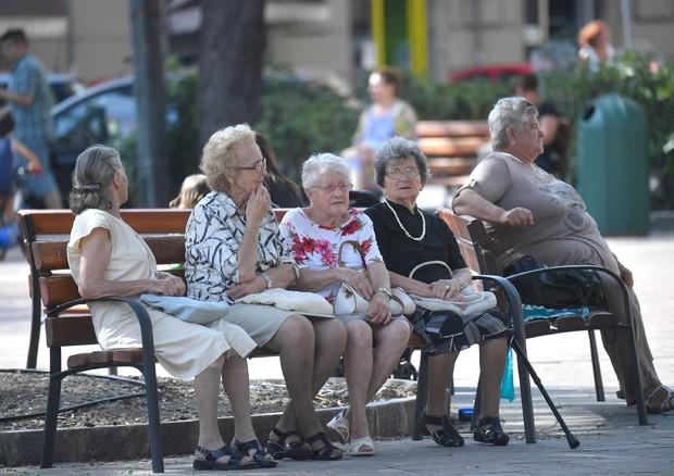 Rivoluzione dell'età: anziani solo dopo i 75 anni