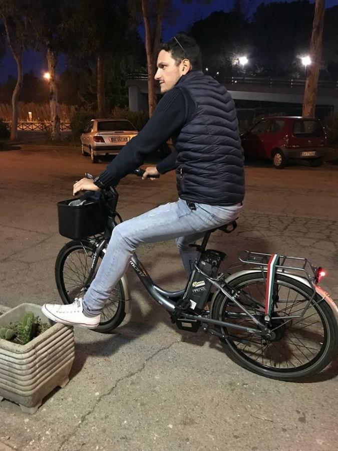 Bicicletta Elettrica Armony Usata