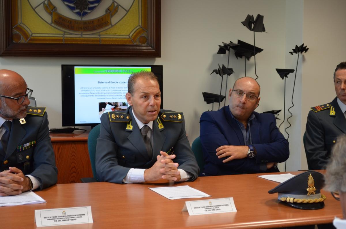 Truffa da mezzo milione di Euro: false assunzioni per beneficiare della NASpi