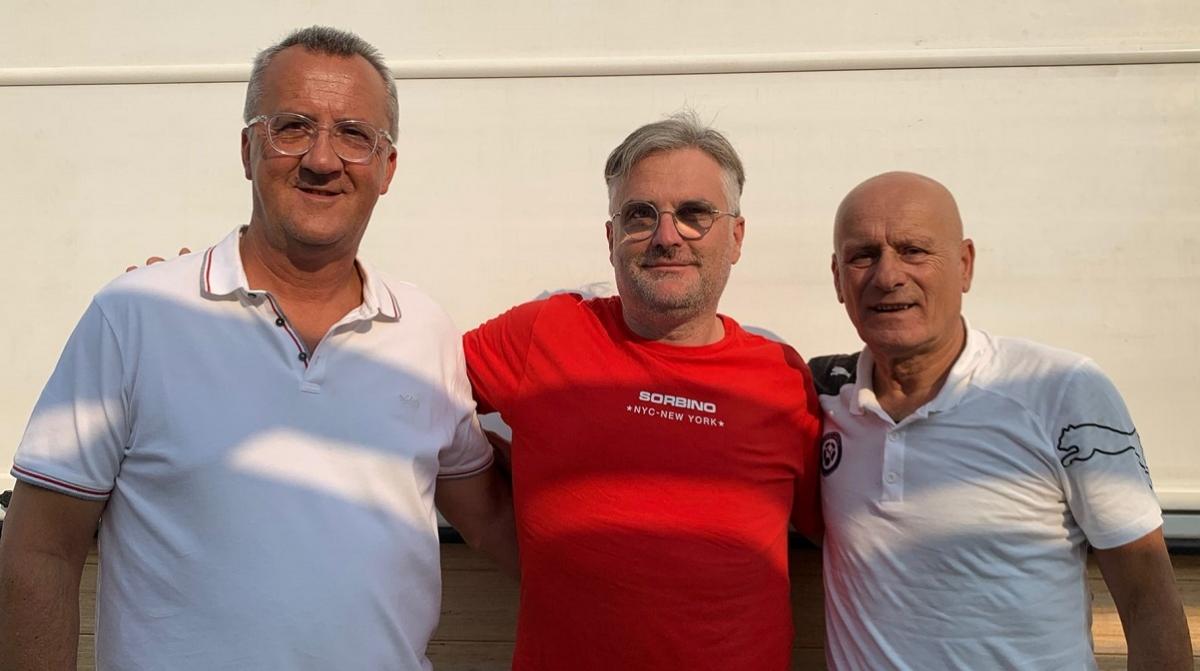 Galante, Placentino e Di Francesco